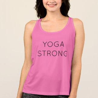 Débardeur Pièce en t forte d'Actif-usage d'équilibre de yoga