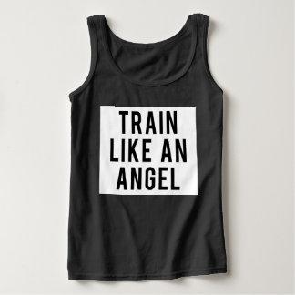Débardeur Train Like An Angel