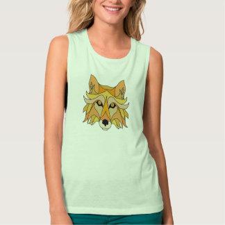 Débardeur Visage de Fox