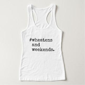 Débardeur Wheatens et week-ends