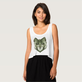 Débardeur Wolf Animaux Gift