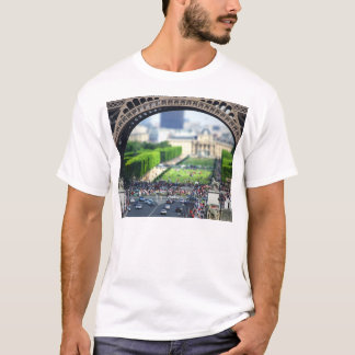 Décalage d'inclinaison de Paris T-shirt