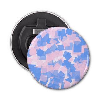 Décapsuleur Confettis roses et bleus