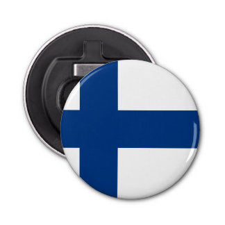 Décapsuleur Drapeau de la Finlande