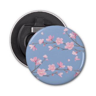 Décapsuleur Fleurs de cerisier - bleu de sérénité
