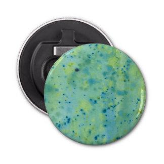 Décapsuleur Floc pour aquarelle bleu et vert