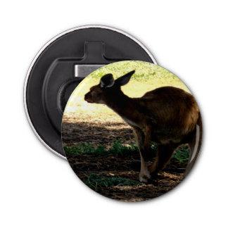 Décapsuleur Kangourou australien timide, ouvreur de bouteille