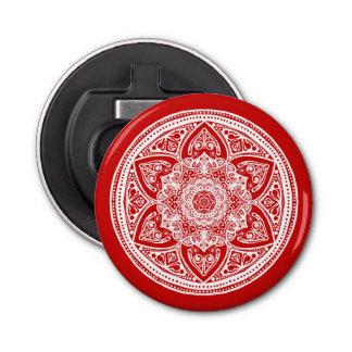 Décapsuleur Mandala de cerise