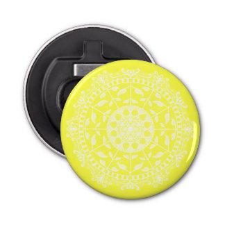 Décapsuleur Mandala de citron
