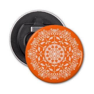 Décapsuleur Mandala de pavot