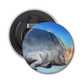 Décapsuleur Ours blanc - 3D rendent