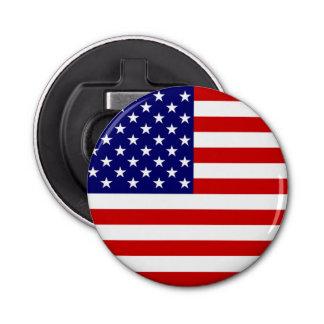 Décapsuleur Ouvreur de bouteille de drapeau des Etats-Unis
