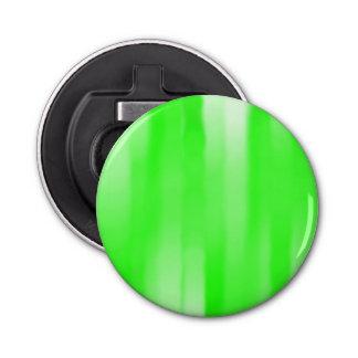 Décapsuleur Ouvreur rond de séries vert clair