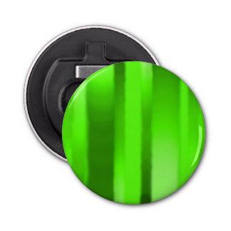 Décapsuleur Ouvreur rond de séries vert-foncé