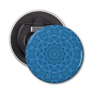 Décapsuleur Ouvreurs de bouteille magnétique bleus décoratifs