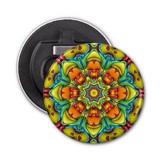 Décapsuleur Ouvreurs de bouteille   magnétique de kaléidoscope