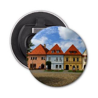 Décapsuleur Vieilles maisons de ville dans Bardejov, Slovaquie
