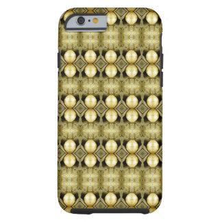 Déclaration gitane de bohémien de pièce de monnaie coque tough iPhone 6
