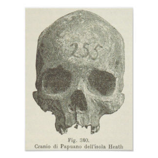 Décor de crâne de Halloween, British Museum