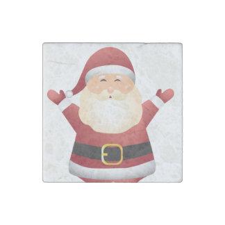 Décoration ou cadeau de cuisine d'aimant de Noël Magnet En Pierre