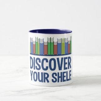 Découvrez votre tasse d'étagère - choisissez le