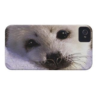 Défenseur mignon de faune d'art d'imaginaire de coques iPhone 4 Case-Mate