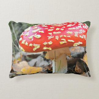 Deko-Kissen champignon de mouche Coussins Décoratifs