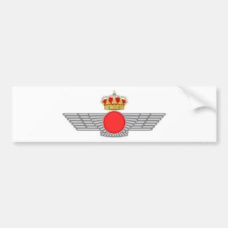 Del l'Aire de España d'EL Ejército Autocollant De Voiture