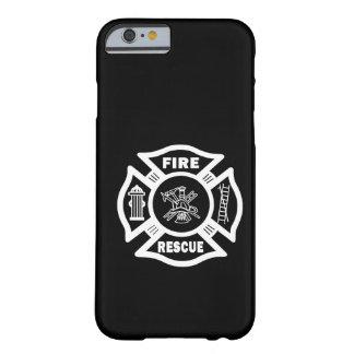 Délivrance du feu coque barely there iPhone 6