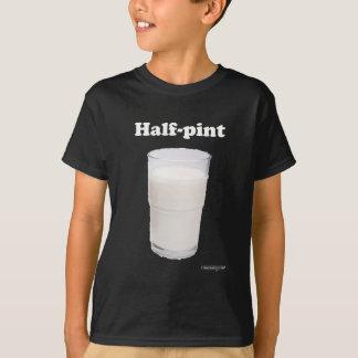 Demi de chemise d'obscurité de pinte t-shirt
