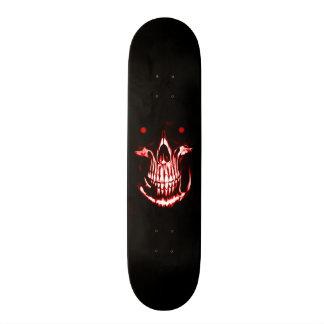 Démon Reaper de crâne de Skully Skateboards Personnalisés