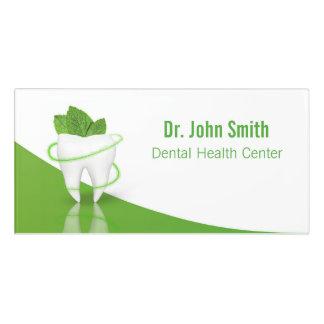 Dent en bon état médicale dentaire de feuille - plaque de porte
