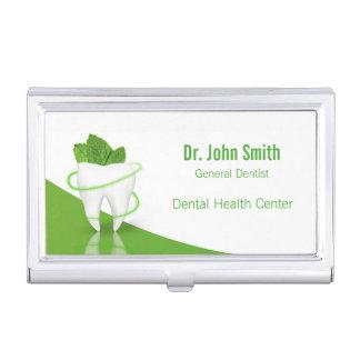 Dent en bon état médicale dentaire - porte-cartes porte-cartes de visite