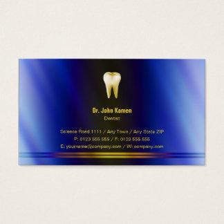   dentaire professionnel unique cartes de visite
