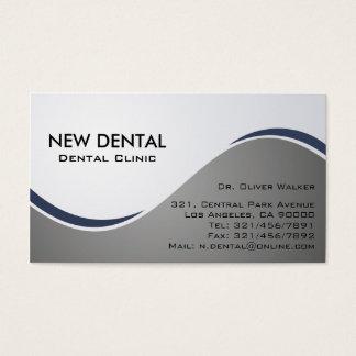 Dentiste - cartes de visite