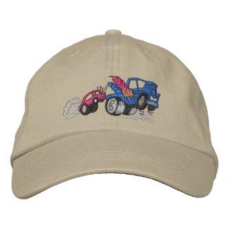 Dépanneuse flamboyante casquettes de baseball brodées