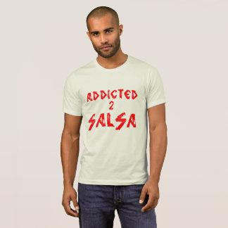 DÉPENDANT au T-shirt de SALSA