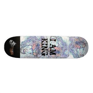 Des conseils d'AJR JE SUIS ROI - customisé Skateboard 21,6 Cm