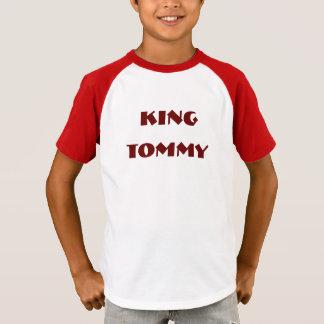 """Des T-shirts """"ajoutez de childs de roi nom"""""""
