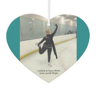 Désodorisant Pour Voiture Célébrité et patineur artistique Ishah Laurah