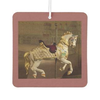 Désodorisant Pour Voiture Cheval de carrousel