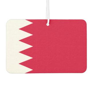 Désodorisant Pour Voiture Drapeau du Bahrain
