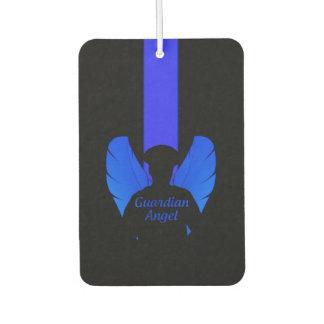 Désodorisant Pour Voiture L'ange gardien de police amincissent Blue Line