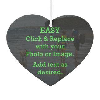 Désodorisant Pour Voiture Le clic facile et remplacent l'image pour créer