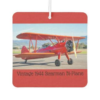 Désodorisant Pour Voiture Parfum d'ambiance 1944 de biplan de Stearman de