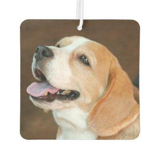 Désodorisant Pour Voiture Parfum d'ambiance de voiture de chien de beagle