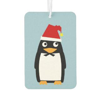 Désodorisant Pour Voiture Pingouin de Noël