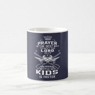 Désordre avec mes enfants ! mug