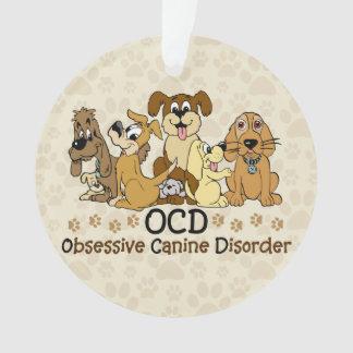 Désordre canin obsédant d'OCD