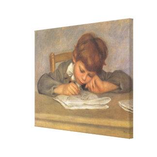 Dessin de Jean par Pierre Renoir, beaux-arts Toiles